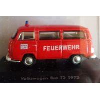 Combi bus Vokswagen T2 1972 pompiers