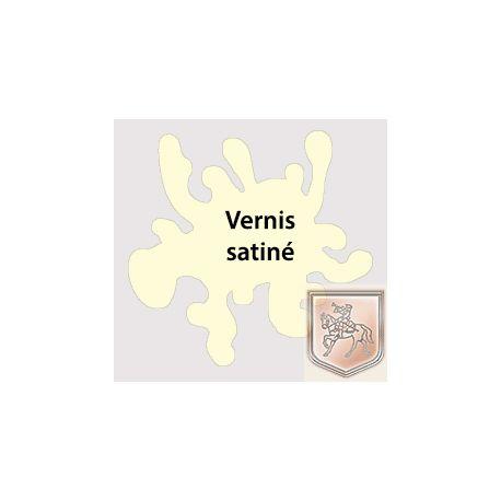 "Vernis acrylique ""polyuréthane"" satiné (60 ml)"