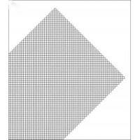 Treillage diagonal en PVC (0,32 x 194 x 320 mm)