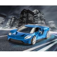 Voiture FORD GT 2017