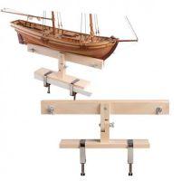 Support pour construction de bateaux