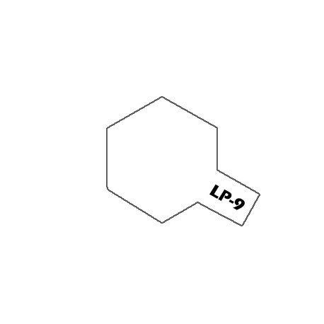 Vernis transparent brillant pour peinture laquée LP-9 (10ml)