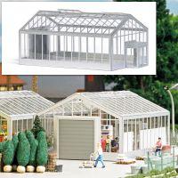 Serre - centre commercial de jardinage