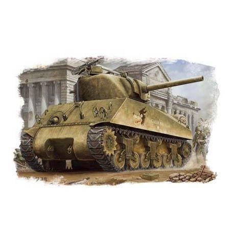 U.S M4A3 MEDIUM TANK