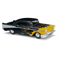 "Chevrolet Bel Air '57, ""Flamme"""