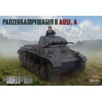 Char Panzer II version A