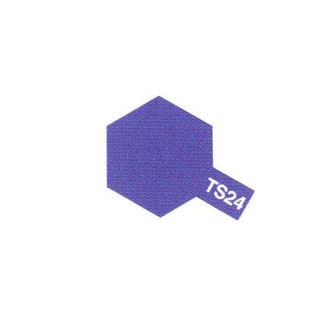 Peinture AEROSOL violet brillant TS-24 (100ML)