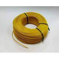 Fil électrique jaune 0,14mm2 (en 100m)
