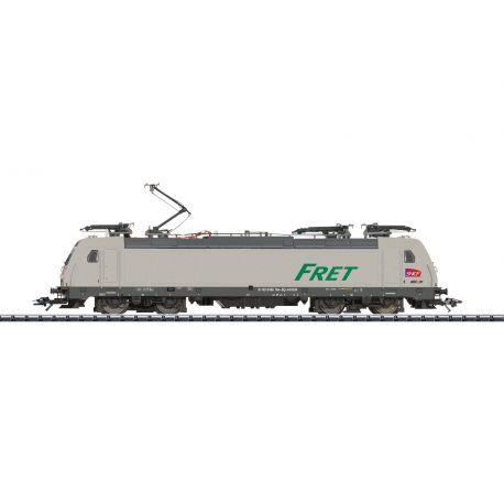 Locomotive éléctrique BR E186 FRET SNCF digitale son