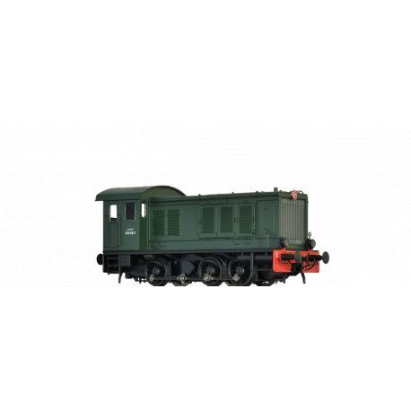 Loco tracteur diesel 030 DB-9 SNCF