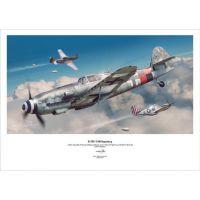 Avion Bf 109g-10