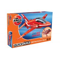 Avion RAF RED ARROWS HAWK ( Quick build )