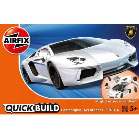 Voiture LAMBORGHINI AVENTADOR LP700-4 ( Quick build )