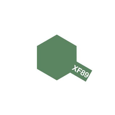 Peinture acrylique vert foncé 2 mat XF89 (10ml)