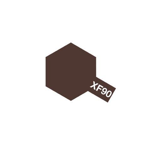 Peinture acrylique brun rouge 2 mat XF90 (10ml)