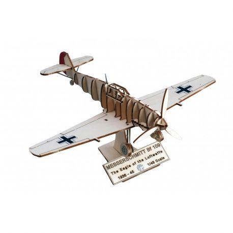 Avion MESSERSCHMITT BF109
