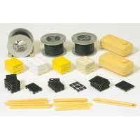 Rouleaux de câble, palettes et autres chargements