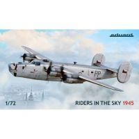 "Avion B-25 Libérator ""Riders in the Sky"" 1945"