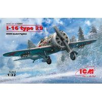 Avion soviétique I-16 type 29
