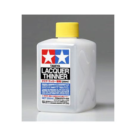 Diluant pour peinture laquée (250 ml)