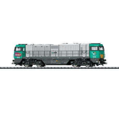 Locomotive G2000 SNCF digitale son