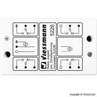 Module 2 relais monostables (2X2OF) 2A