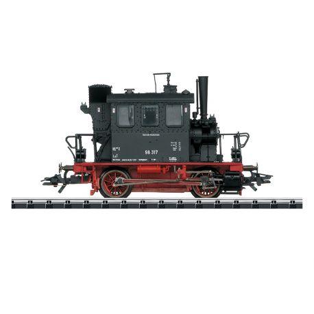 "Locomotive vapeur 98.3 ""Glaskasten"" digitale"