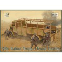 Camion transport italien 3Ro