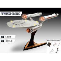 U.S.S. ENTREPRISE NCC-1701 (STAR TREK)