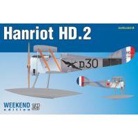 Avion HANRIOT HD.2 (version hydravion)