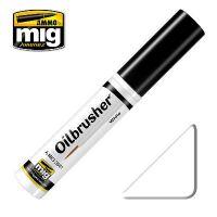 Peinture Oilbrusher Blanche (10ml)