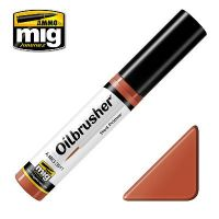 Peinture Oilbrusher rouge primaire (10ml)