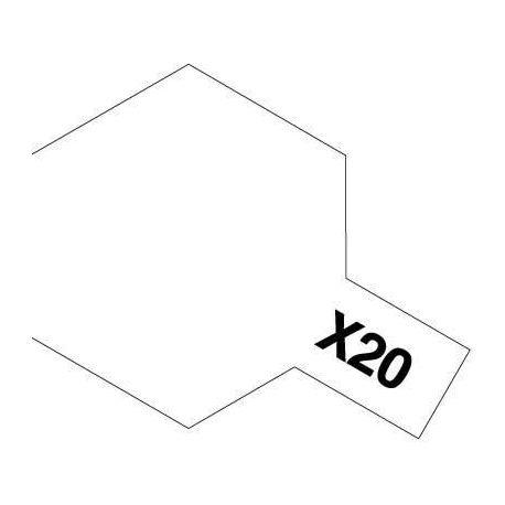 DILUANT POUR PEINTURE ACRYLIQUE X20A (250ML)