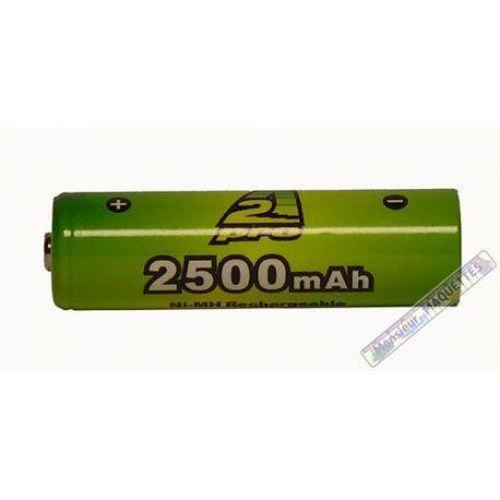 ACCUS NI-MH 1.2V 2700MAH AA (LR6)