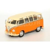 VW T1 Conbi samba orange