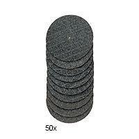 50 disques à tronçonner diamanté pour 28650