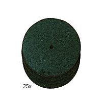 25 disques à tronçonner D:38mm e: 0,7mm