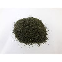 Flocage feuilles vert foncé