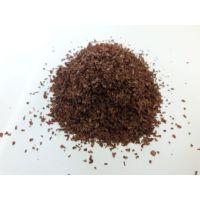 Flocage feuilles brun