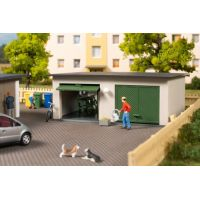 Bâtiment 2 garages