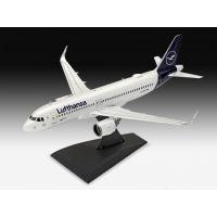 Avion Airbus A320 néo Luftansa New Livery