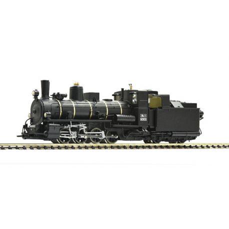 Loco vapeur NOVOG Mh4 voie étroite