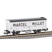 "Wagon couvert frigo SNCF 2 essieux ""M. Millet"""