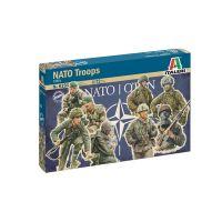 Troupes OTAN années 1980