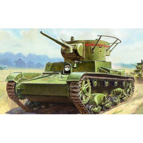 Char léger soviétique T-26 (modèle 1933)
