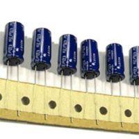 Condensateur radial 470µF 25V polarisé