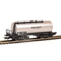 """Wagon citerne 2 boggies """"MARCEL MILLET"""" SNCF"""