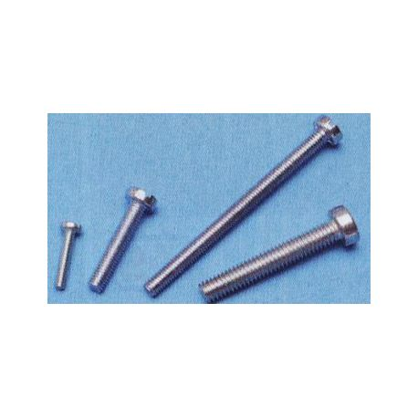 VIS TETE RONDE 2X16 MM (10 PIECES)