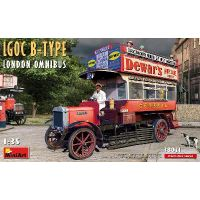 Bus londonien LGOC type B
