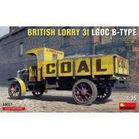 Camion britannique 3t LGOC type B